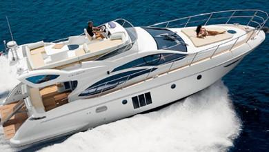 Azimut 48 Цена: 1.1 млн. долара  Дължина: 14.63 м  Производител: Azimut Yachts-21_1