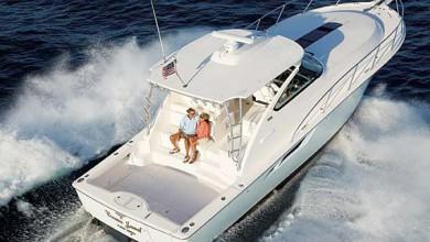 4300 Open Цена: 1 млн. долара Дължина: 13.11 м Производител: Tiara Yachts-21_2