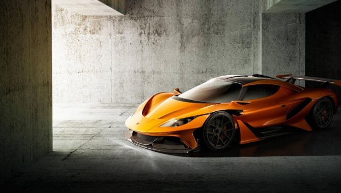 Apollo Arrow - 1.1 млн. долара Едва 10 броя от този модел са произведени. Мощността на този автомобил е 1000 к.с., а ускорението от 0 до 100 км/ч се развива за 2.9 секунди.-542_1