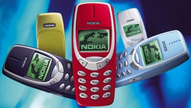 Nokia 3310 (2000 г.) Един от най-популярните и паметни мобилни телефони в света. -551_1