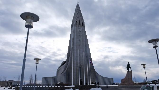 Hallgrímskirkja, Рейкявик, Исландия-578_2