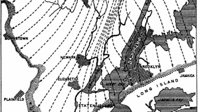 Историята на Ню Йорк започва преди 20.500 години, когато земята му е покрита с километрична ледена обвивка.-529_1
