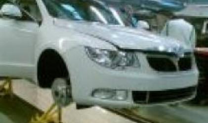 Новият модел Superb на Шкода излиза на пазара през 2008 г.