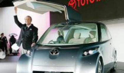 Toyota измести Ford от второто място по продажби в САЩ през 2007 г.
