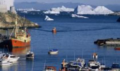 Ледоходът в Силистра достига 50%, пристанището в Русе е затворено