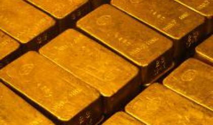 Рязко поскъпване на златото до нови рекордни стойности