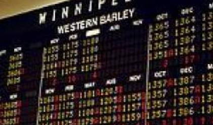 На Софийската стокова борса са сключени сделки за над 471 млн. лв. през 2007 г.