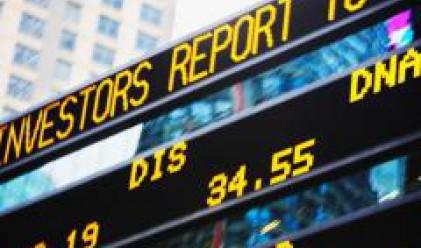 Капитализацията на борсата намалява с над 2 млрд. лева от началото на годината