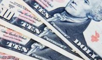 Спад на американските индекси и долара след изказване на Бернанке