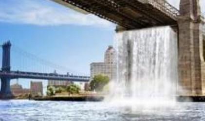 Ню Йорк ще си има собствени водопади