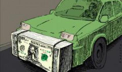 Премийният приход в общото застраховане до ноември е 1.07 млрд. лв.