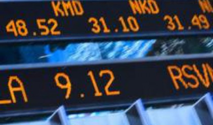 Спадът на азиатските пазари повлече отново БФБ