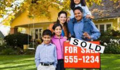 Продажбите на нови домове в САЩ се понижават с 26.4% през изминалата година