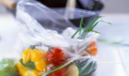 Plastic bags may not be allowed in Romania