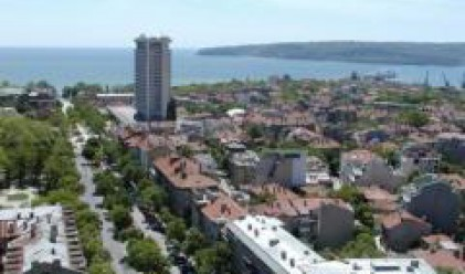 Varna With Highest Price Per Square Meter Of Property Last Year