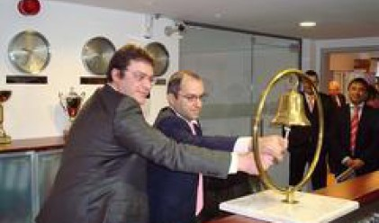Enemona and CBA Asset Management Rang The Bourse Bell This Morning