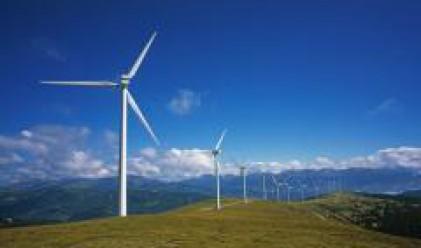 Най-големият ветрогенератор в България бе открит днес