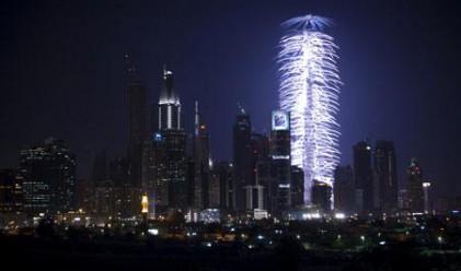 Бурж Халифа показва че икономиката на ОАЕ е стабилна