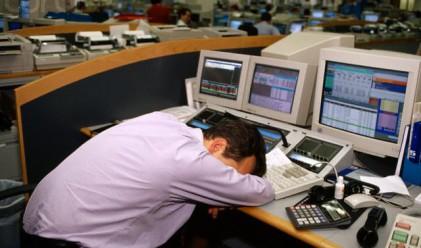 Апатична борсова търговия във вторник