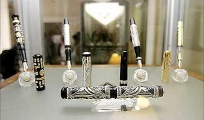 Химикалките са 2 вида: скъпи и много скъпи