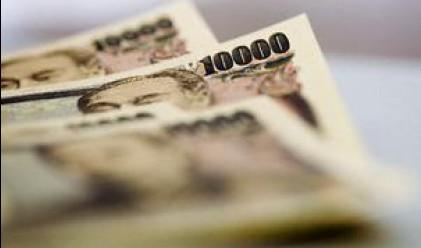 Щатският долар с рекорден спад спрямо йената