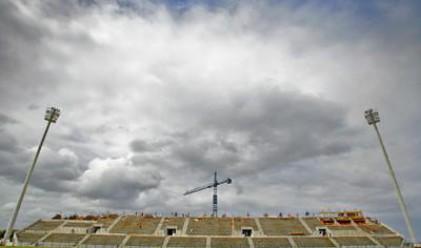 Химимпорт с ново плащане за Градски стадион Варна