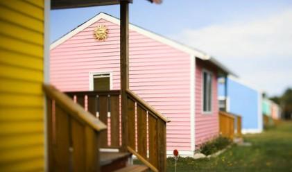 Най-малката къща във Великобритания