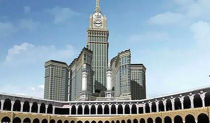 Бин Ладен строи най-високия хотел в света