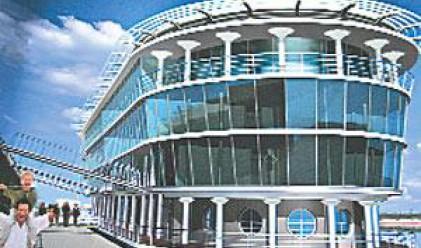 В Киев отвори врати бизнес център във вода