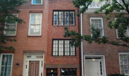 Най-тясната къща в Ню-Йорк се продаде за 2.1 млн. долара