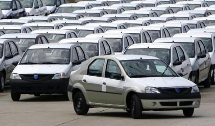 Dacia е продала над 300 000 автомобила през 2009