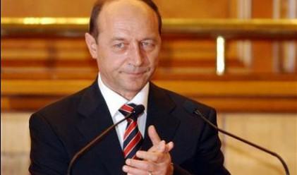 Бъсеску спечелил изборите в Румъния с отрицателна енергия