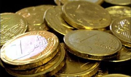 Еврото се срина до четиримесечно дъно