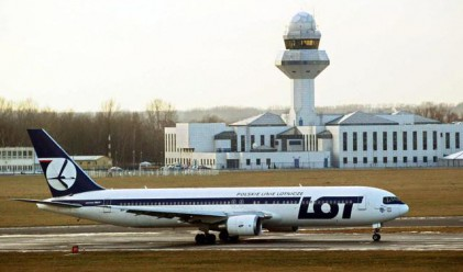 Трима са кандидат-купувачите за полската авиокомпания LOT