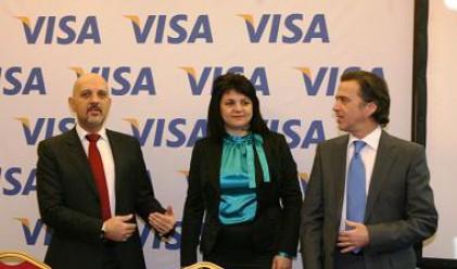 Visa: Общо 2.1 млн. дебитни и кредитни карти у нас