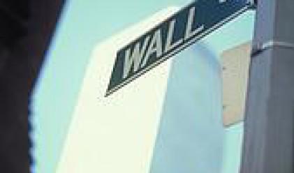 Пети спад на Уолстрийт в последните седем сесии