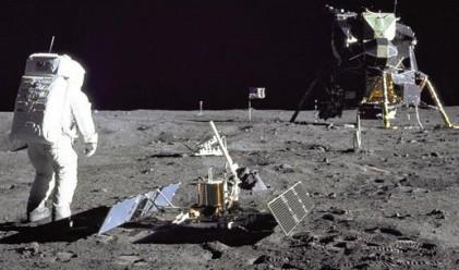 Калифорния си присвои Луната