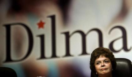 Дилма Русеф положи клетва като президент на Бразилия