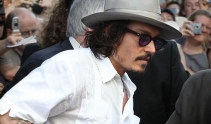 Джони Деп и Анджелина Джоли са най-доходоносни през 2010
