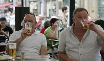 Украинска фирма предлага компания за пиене