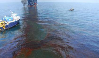 Бактерии са разяли почти всичкия метан от разлива на BP