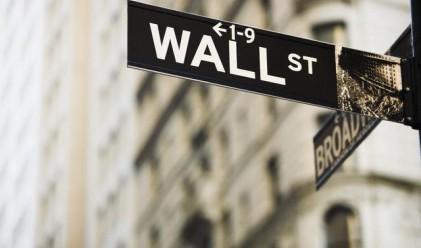 Банките оглавиха спада на Уолстрийт вчера