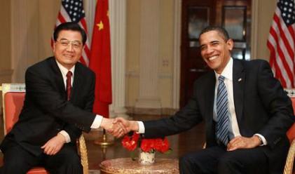 САЩ и Китай подписаха договори за 45 млрд. долара