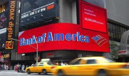 Bank of America със загуби от 1.2 млрд. долара