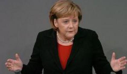 Трейдърите повярваха на Меркел