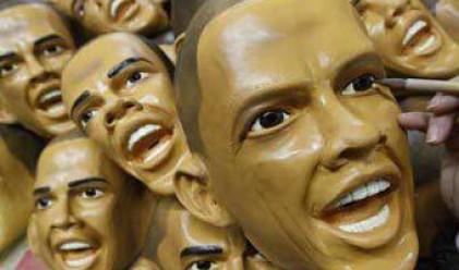 Барак Обама граби банки в Австрия