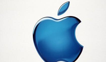 Мечите залози срещу Apple намаляха с най-много от година