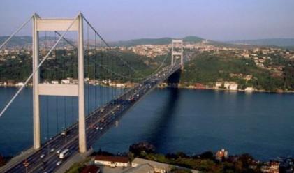 Турция строи трети мост над Босфора