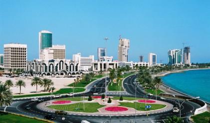 В Катар и полицията кара Porsche (видео)