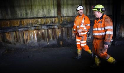 Почти всички миньори в Мини Марица Изток се включиха в стачката